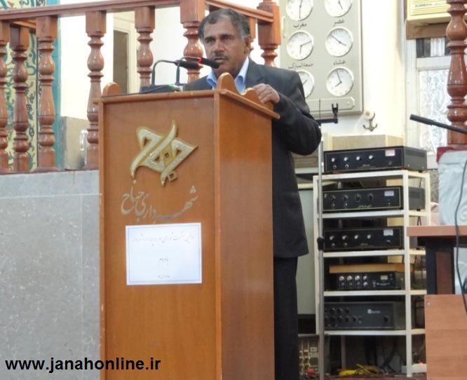 توضیحات شهردار جناح درخصوص مسائل و مشکلات روز شهر+مشروح سخنرانی